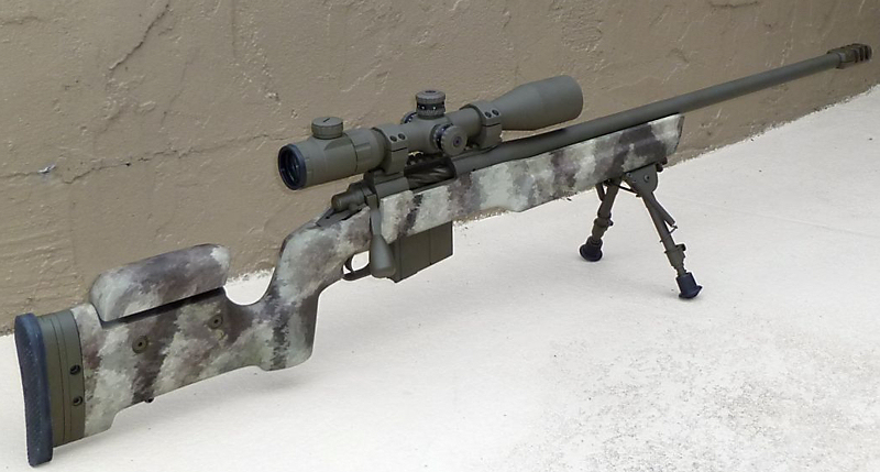 Savage Axis II XP .223 Rifle w/Weaver Kaspa 3-9x40mm Riflescope